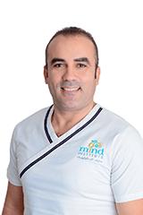 Mohamed Hedi tri-lingual therapist